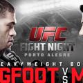 TD|MMA: UFC Fight Night 61: Bigfoot vs Mir élő közvetítés