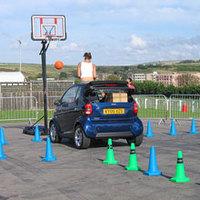 Hivatásos sportoló autót vesz