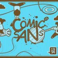 Átkozott Comic Sans, szegény Comic Sans