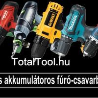 A legjobb 12V-os akkumulátoros fúrók tesztje