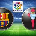 La Liga - 14. forduló - Barcelona vs. Celta Vigo
