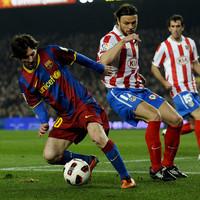 Spanyol bajnokság, 6. forduló - FC Barcelona - Atleticó Madrid