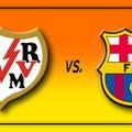 Spanyol bajnokság, 11. forduló: Rayo Vallecano - FC Barcelona