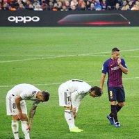No Messi, no para