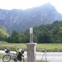 023 - Gostun - Nova Varoš - Draglica mellett el (a hegyek között)... (19. nap)