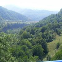 022 - A montenegrói hegyek között, majd estére a szerb határig. (18. nap)