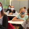 Covid-19: Személyesen, maszkban indul a tanév Spanyolországban