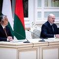 Orbán-Lukasenka két jóbarát
