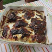 Sajtos csirkecomb - Budaörsről