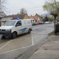 Ünnepi vízcsőtörés Budaörsön