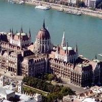 A magyar Országgyűlés épülete
