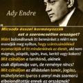 Ady Endre: Micsoda ésszel kormányozzák ezt a szerencsétlen országot?