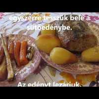 Hús zöldséggel - ami a szakácskönyvből kimaradt