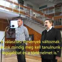 Első választók a Bocskaiban, Szerencsen