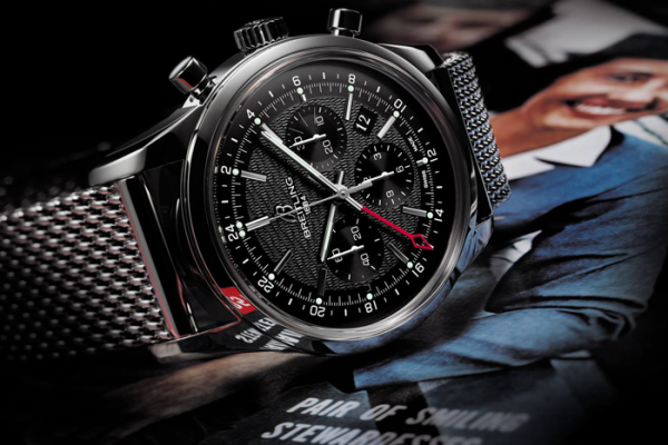 Breitling Transocean Chronograph GMT a496dad116
