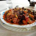 Agatogo - ruandai paprikás krumpli banánból