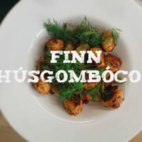 Pofonegyszerű finn húsgombóc, ami simán lenyomja az ikeásat