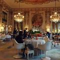 Le Meurice - Ebéd egy kétszáz éves párizsi luxushotelben
