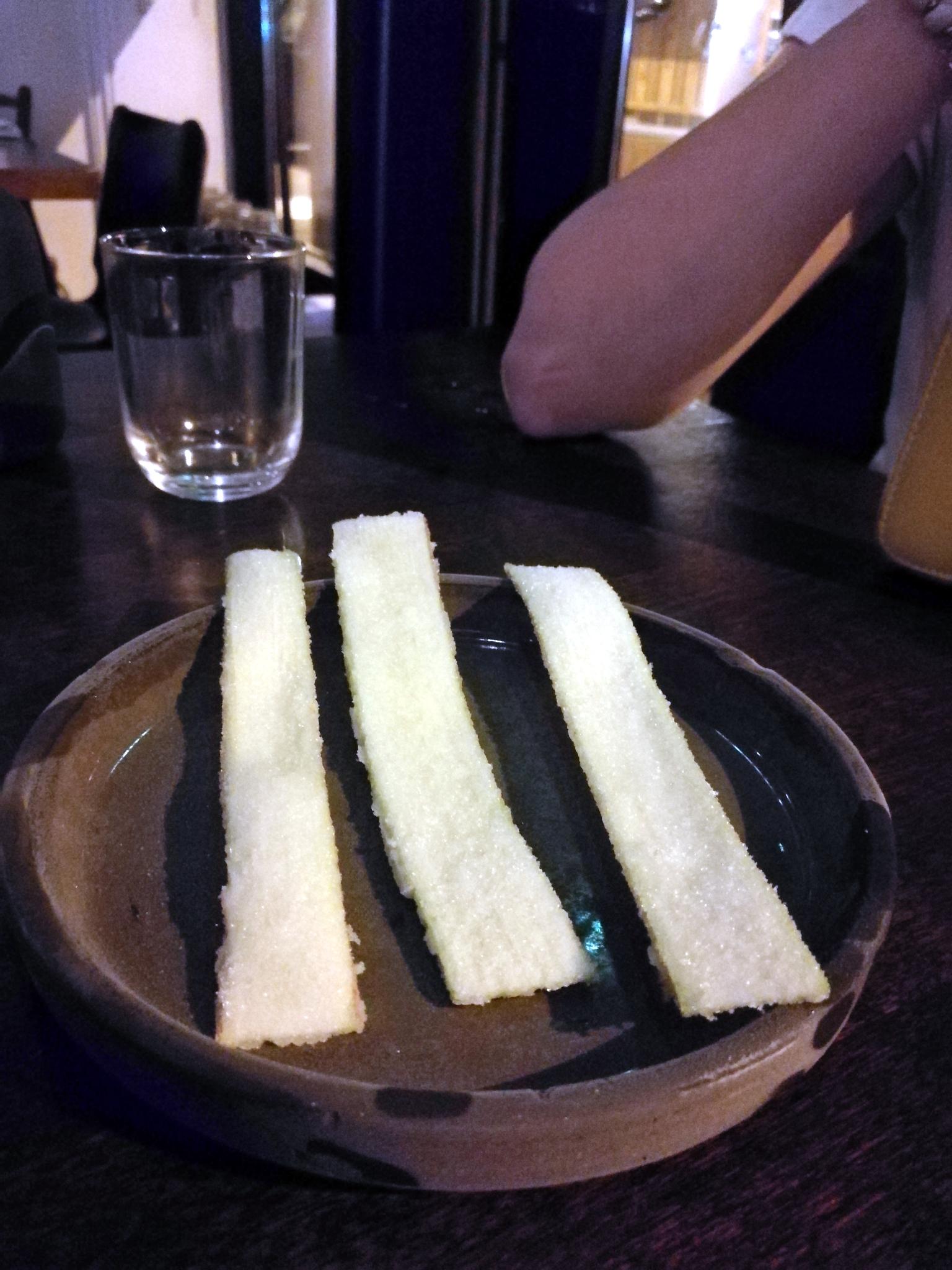 Rebarbara és cukor