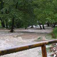 Vihar és árvíz vadászok