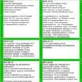 Felvételi menetrendje 2011.