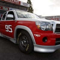 Toyota Tacoma X-Runner RTR – gyári verseny-pickup