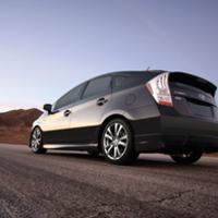 Limitált sportcsomagot kapott a Toyota Prius