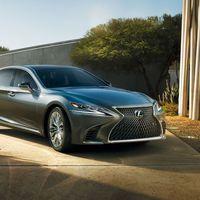 Lexus: Izgalmas tanulmány és vadonatúj zászlóshajó Tokióra