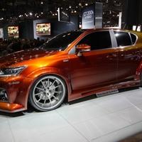 Lexus hibrid 300 lóerővel