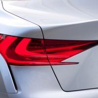 Részletfotókon a Lexus GS utódja