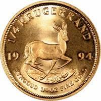 A Krugerrand érmén keresztül a határidős olajpiacig