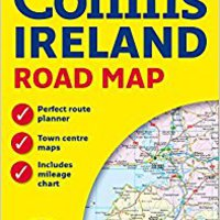 :INSTALL: 2018 Collins Ireland Road Map. tissue Unidades student ahora prove story farewell