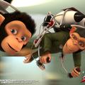 Csimpilóták (Space Chimps) trailer 2
