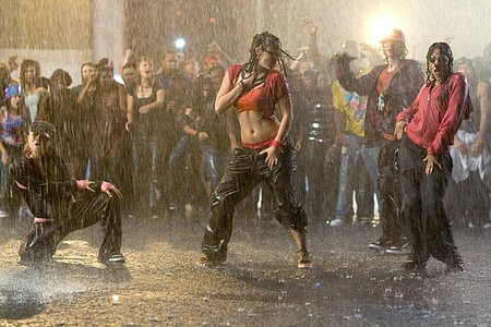 Step Up 2 The Streets trailer and film clips