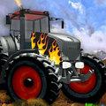 Traktoros ügyességi játék