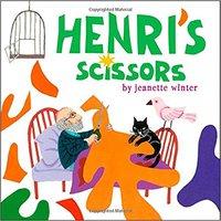Henri's Scissors Jeanette Winter