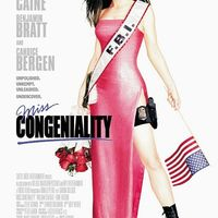 Beépített szépség (Miss Congeniality) 2000