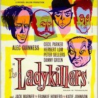 Betörő az albérlőm (The Ladykillers, 1955)