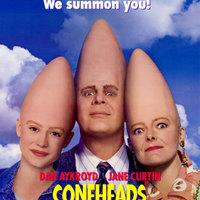 Csúcsfejek (Coneheads) 1993