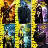 Watchmen kiegészítők