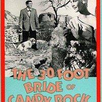 A 10 méteres menyasszony (The 30 foot Bride of Candy Rock, 1959)