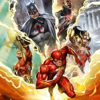 Az Igazság Ligája: A Villám-paradoxon (Justice League: The Flashpoint Paradox, 2013)