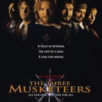 A három testőr (The Three Musketeers, 1993)