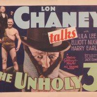 The Unholy Three (A szentségtelen hármas, 1930)