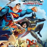 Dupla DC animáció: Időcsapda és Apokalipszis