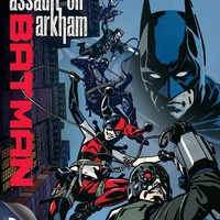 Batman: Az Arkham ostroma (Batman: Assault on Arkham, 2014)