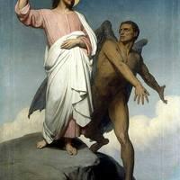 Krisztus megkísértése