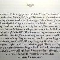 Bogár László: (SZD)ESZTELENSÉG
