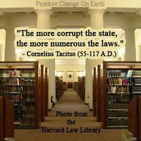 A korrupció törvényei