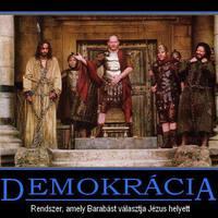 Krisztus és demokrácia